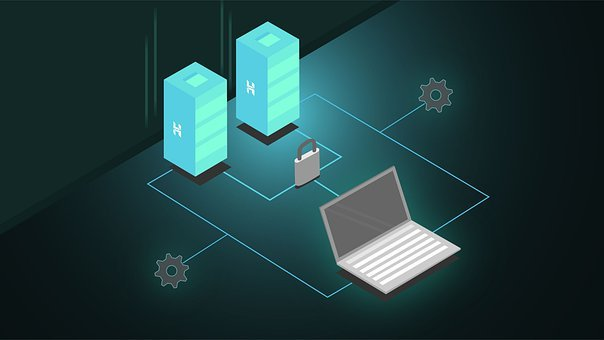 Server, Servers, Data, Computer, Network, Technology