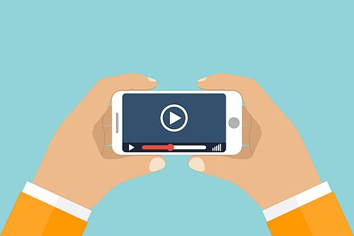 Cellphone, Hands, Video, Tutorial, Video Marketing