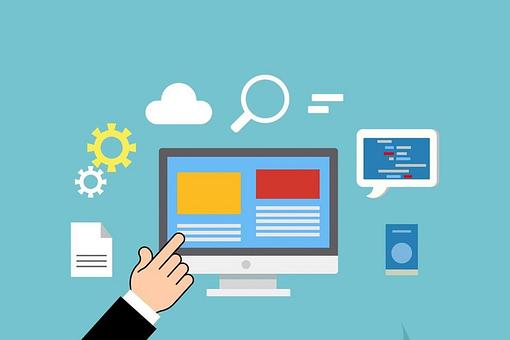 Computer, Monitor, Screen, Website, Web, Software