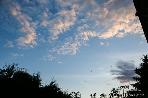 Sky, Clouds, Sunset, Atmosphere, Air, Ozone