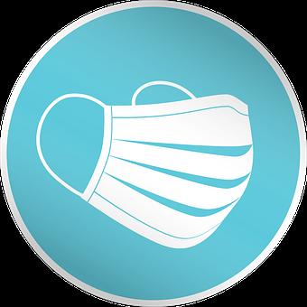 Facemask, Medical Supplies, Icon, Button, Symbol