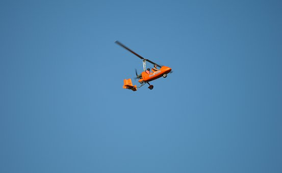 Gyrocopter, Contracting Wrenches, Aircraft