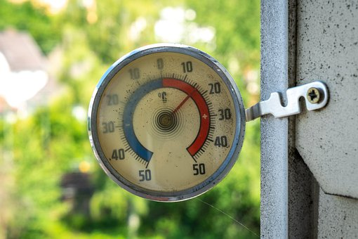 Temperature, Thermometer, Heat, Weather, Heiss
