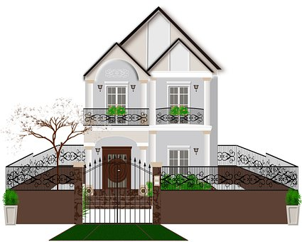 House, Home, Villa, Modern, Buildings