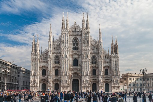 Church, Milan, Italy, Architecture, Historically