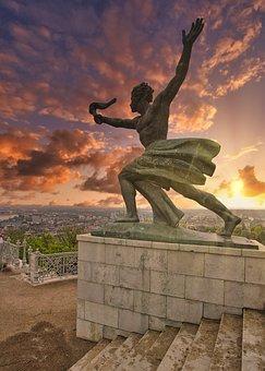 Budapest, Monument, Architecture, Historic, Symbol
