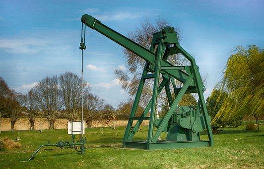 Oil, Loiret, Producer, Drilling, Pump, Equipment