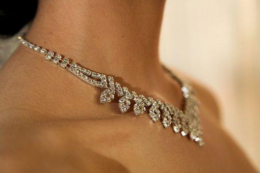 Jewel, Necklace, Jewelry, Fashion, Glamour, Accessories