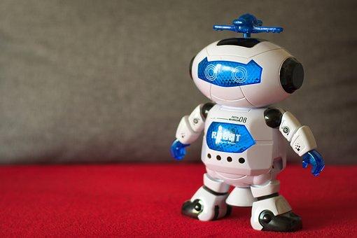Robot, Toy, Electronic, Machine, Robotics, Computer