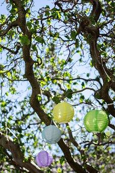 Lantern, Deco, Celebration, Festival, Easter, Birthday
