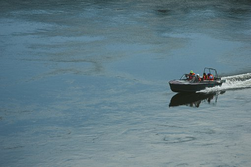 Boat, River, Water, Ship, Lake, Wave