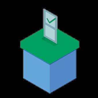 Box, Ballet Box, Election, Vote, Democracy, Choice