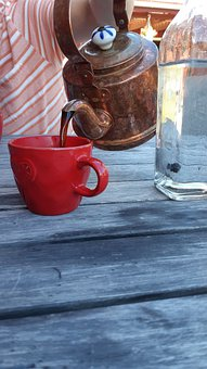 Coffee, Mug, Cup, Table, Drink, Swedish Coffee