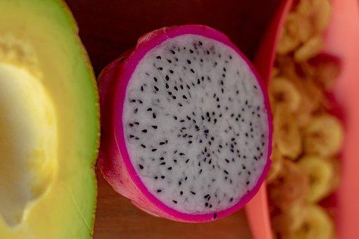 Fruit, Pitaya, Food, Tropical, Eat, Vitamins, Fresh
