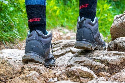 Hiking, Mountaineering, Alpine Boots, Mountaineer