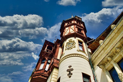 Tower, Building, Architecture, Historical, Ornate