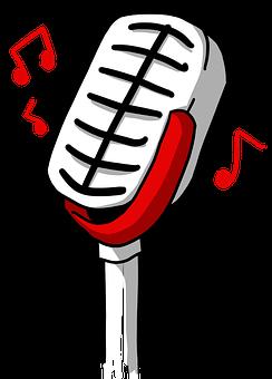 Microphone, Song, Singer, Mic, Music, Karaoke, Voice