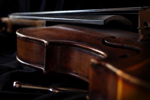 Violin, Instrument, Strings, Music, Atmosphere