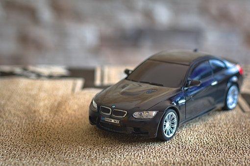 Car, Bmw, Black, Black Bmw, The Vehicle, Auto, Speed