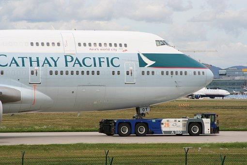 Aircraft, 747, Airliner, Airline, Flying, Boeing, Jet