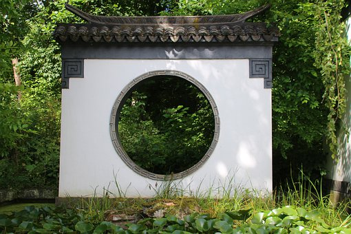 Wall, Chinese Architecture, Architecture