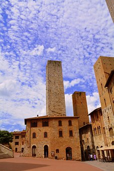 Building, Construction, Architecture, Palazzo, Brick