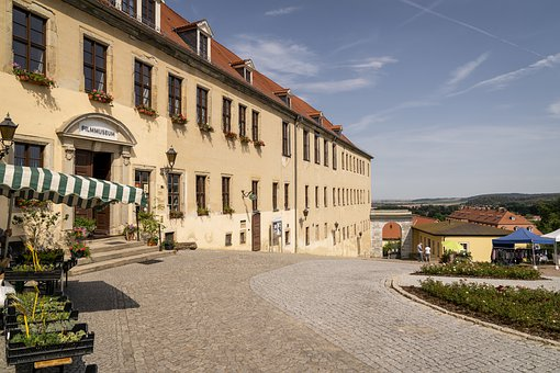 Museum, Castle, Courtyard, Building, Architecture