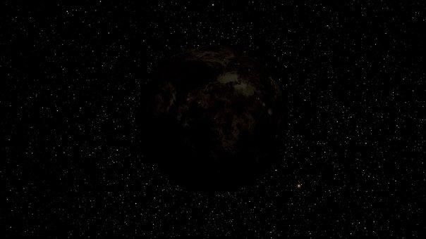 Dark, Night, Evening, City, Stars, Astronomy, Mystical