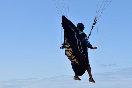 Paragliding, Paraglider, Cocoon Of Paragliding