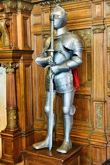 Armour, Knight, Medieval, Protection, Metal, Fight