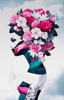 Digitalart, Art, Digital, Figure, Creativity