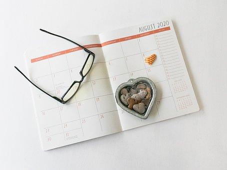 Planner, Month, Calendar, Schedule, Agenda, Organizer