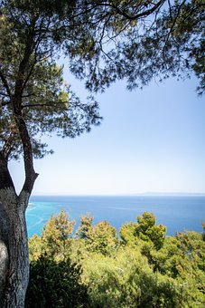 Sea, Mediterranean, Ocean, Water, Travel, Holidays