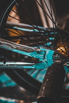 Bicycle, Rim, Wheel, Moto, Radios, Cycling, Biker