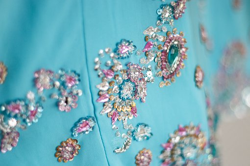 Fashion, Sequin, Garment, Detail, Clothing
