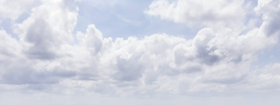 Clouds, Sky, Cumulus, Cloudy, Cloud Formations, Air