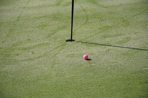 Golf, Ball, Grass, Sport, Green, Game, Hole