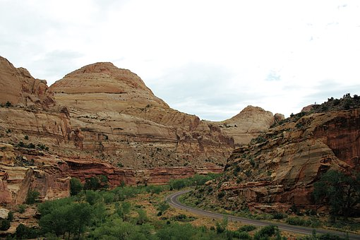 Arch, Rocks, Park, Utah, Ut, National Park, Nature