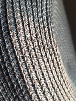 Texture, Woven, Craft, Straw, Natural, Material, Stitch