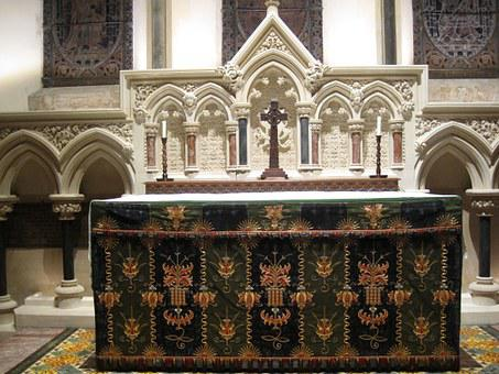 Altar, Cathedral, St Patrick's Cathedral, Architecture