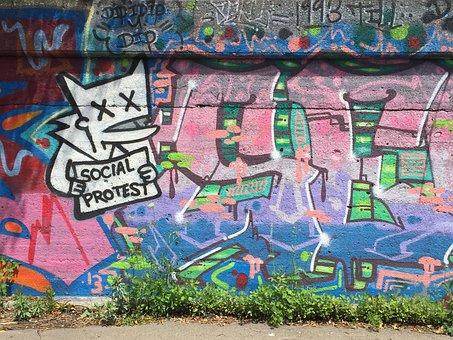 Graffiti, Art, Taggers, Detroit, Detroit Graffiti