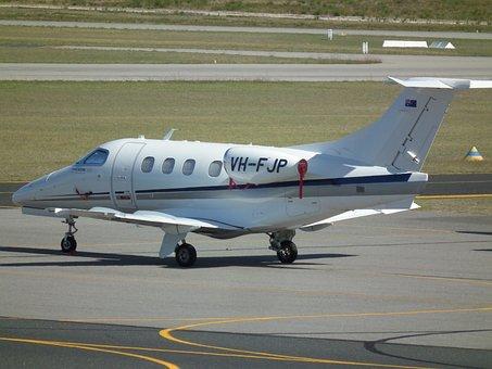 Embraer, Emb-500, Executive, Jet, Brazil