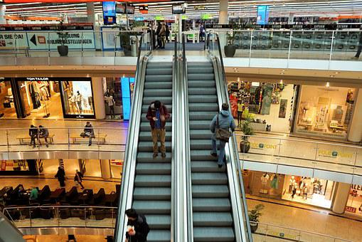Department Store, Shopping, Fashion, Architecture, Buy