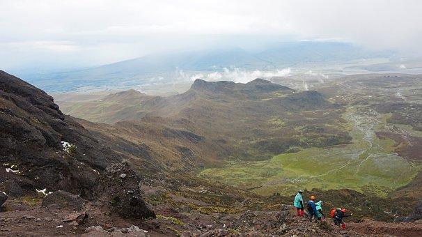 Ecuador, Rumiñahui, Cotopaxi, Paramo, Andes, Andean