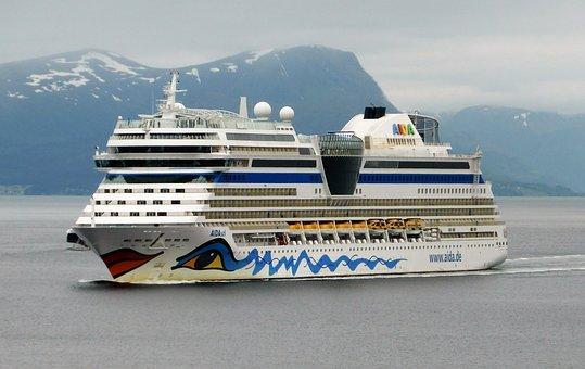 Cruise Boat, Fjord, Norway, Cruise, Sea, Eye, Mouth