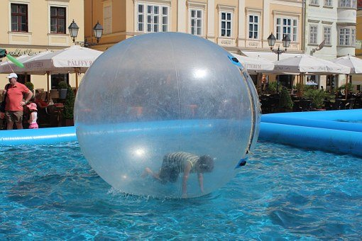 Festival, Győr, Kid, Attraction, Indoor Swimming-pool