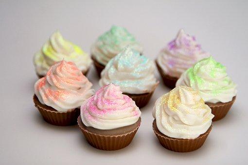 Soap, Cupcake Soap, Handmade, Bath, Healthy, Hygiene