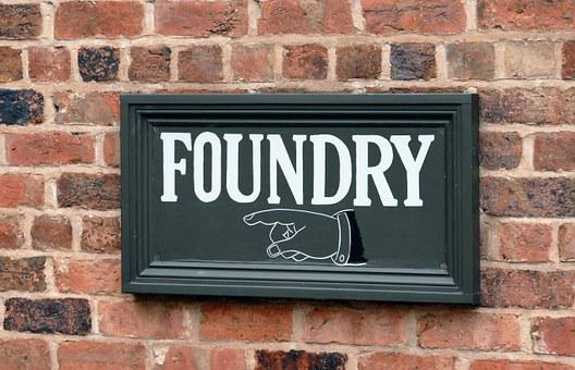 Foundry, Factory, Metal, Steel, Iron, Industry