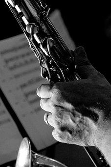 Saxophone, Jazz, Music, Instrument, Musical, Sound