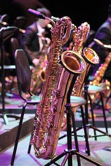 Saxofon, Instrument, Music, Played